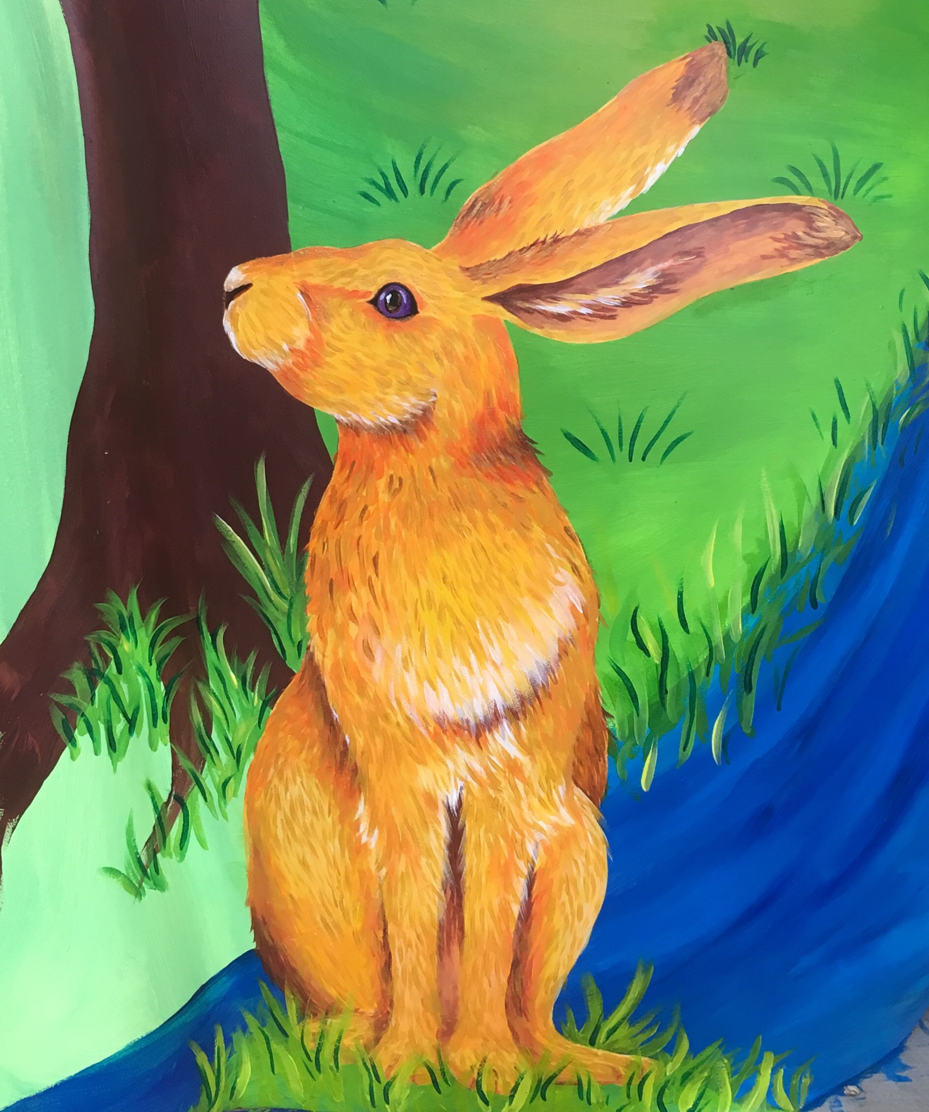 Harleston Hare