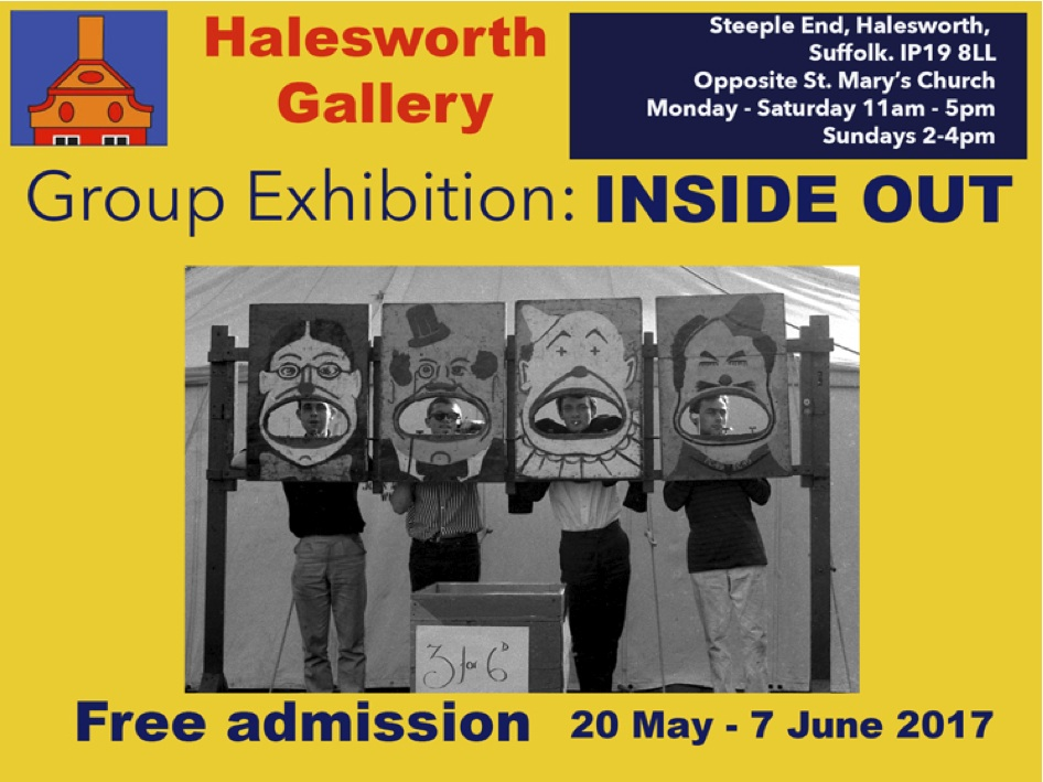 Halesworth Gallery Exhibitions Poster