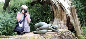 Photography on the Sculpture Trail