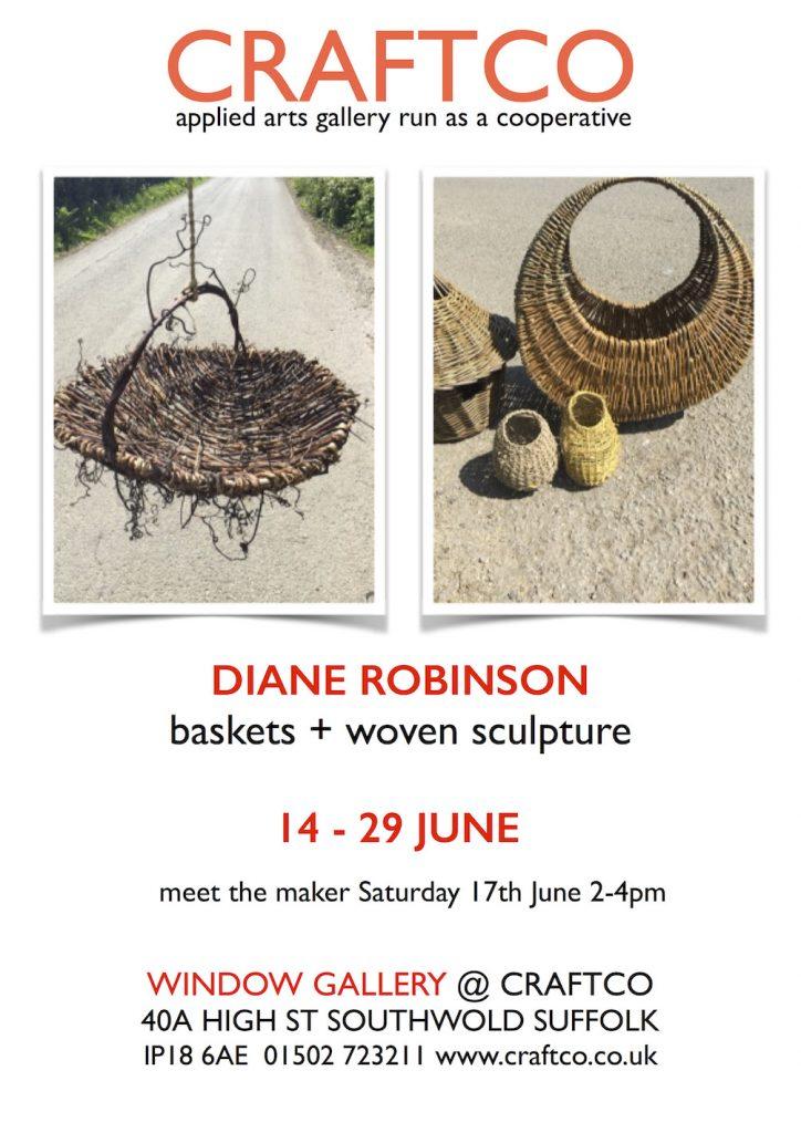 Diane Robinson Craftco Poster