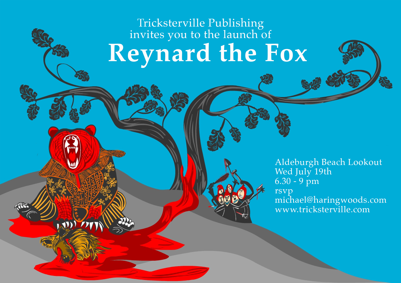 Reynard Invitation