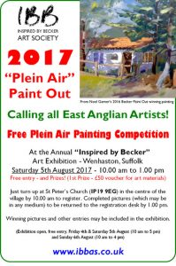 Becker Inspired Painting Competition