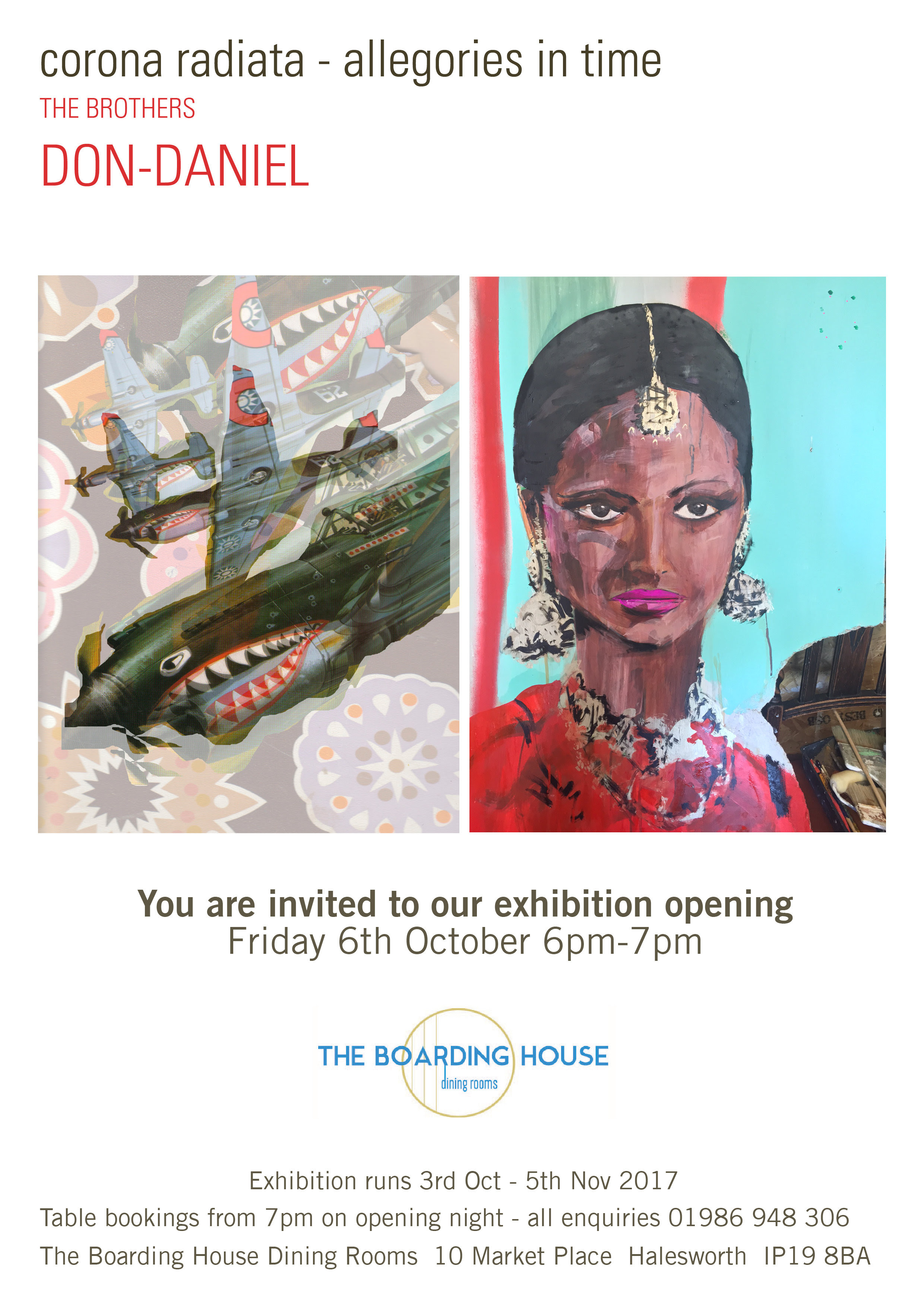 The Boarding House Exhibition