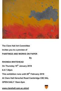 Rhonda Whitehead artist