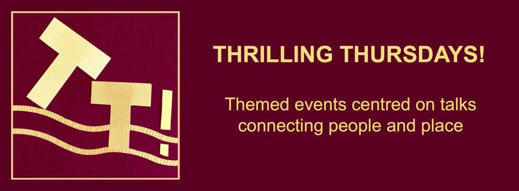 Thrilling Thursdays Logo