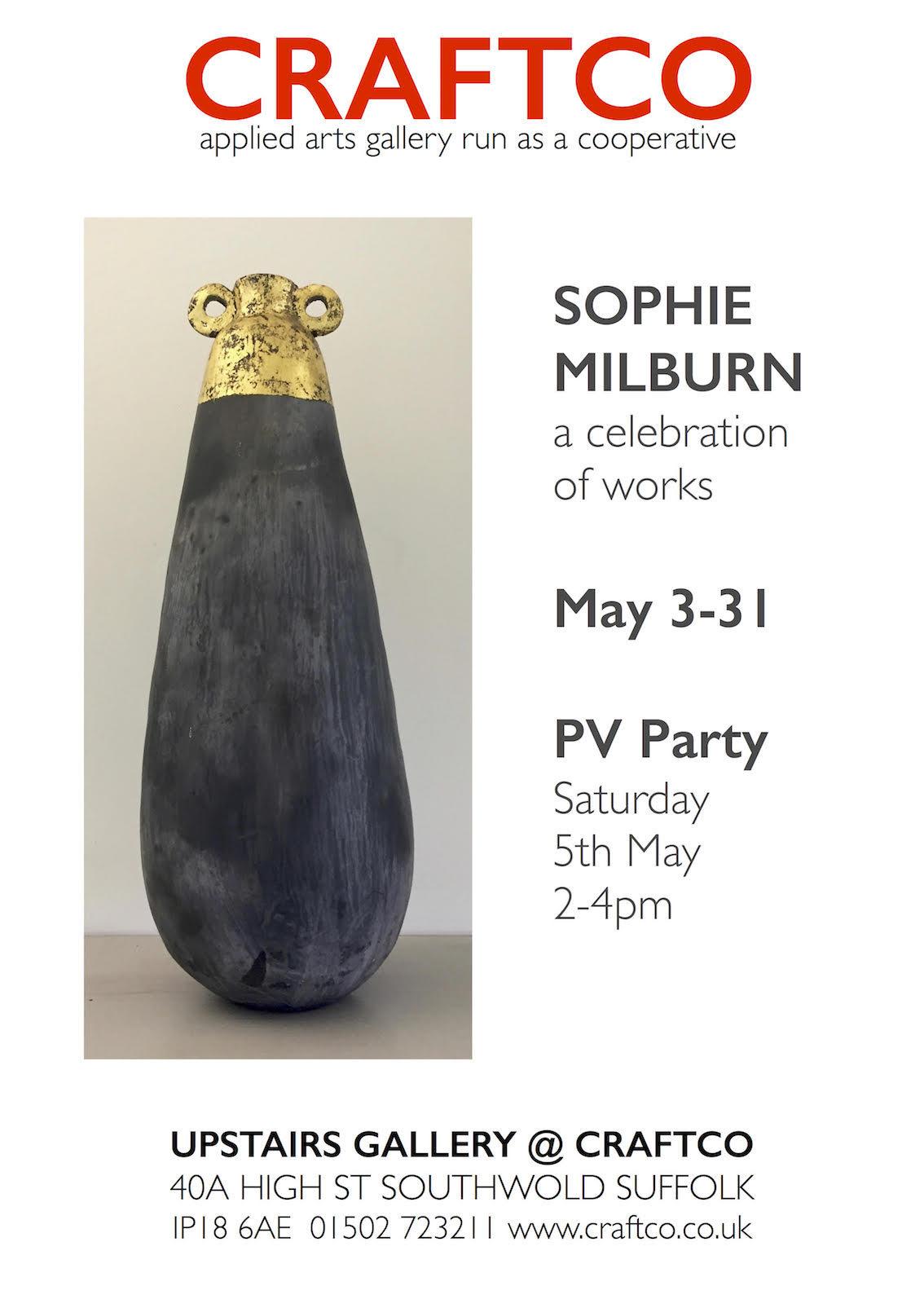Craftco Sophie Milburn