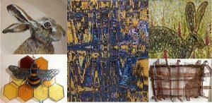 Blooming June Exhibition, Studio Art Gallery, Acle