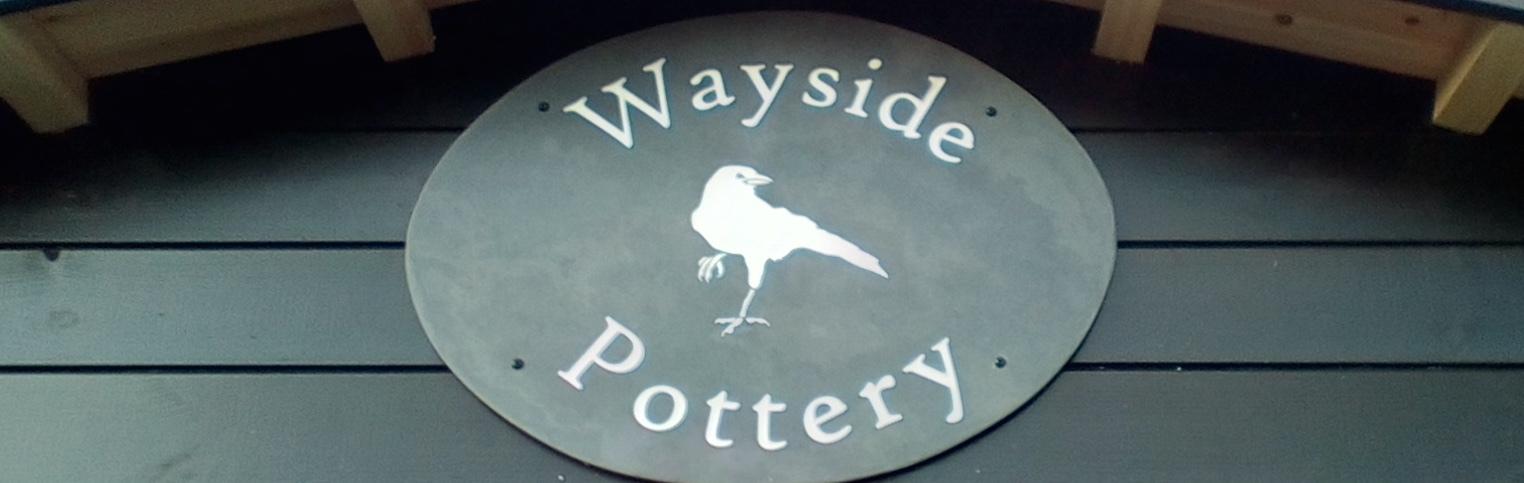 wayside pottery logo