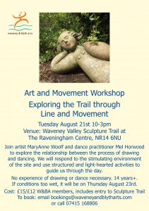 Art and Movement Workshop