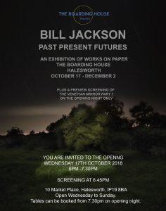 Bill Jackson, The Boarding House Halesworth