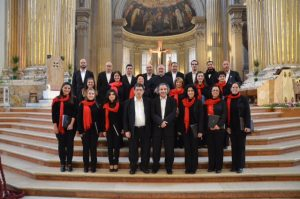Gaulitanus Choir of Gozo, St Michael's Church Framlingham