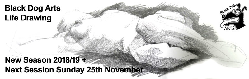 Life drawing Bungay