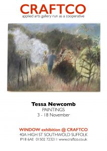 Tessa Newcomb, CraftCo Southwold