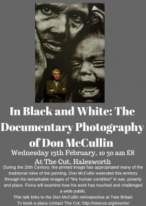 Don McCullin talk The Cut