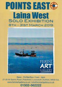 Laina West - Points East