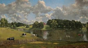 Constable painting