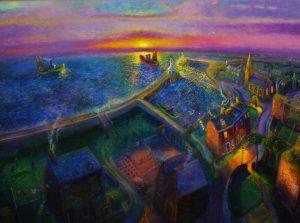 Painting - Mark Burrell