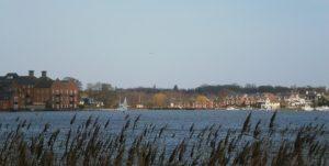 Oulton Broad landscape