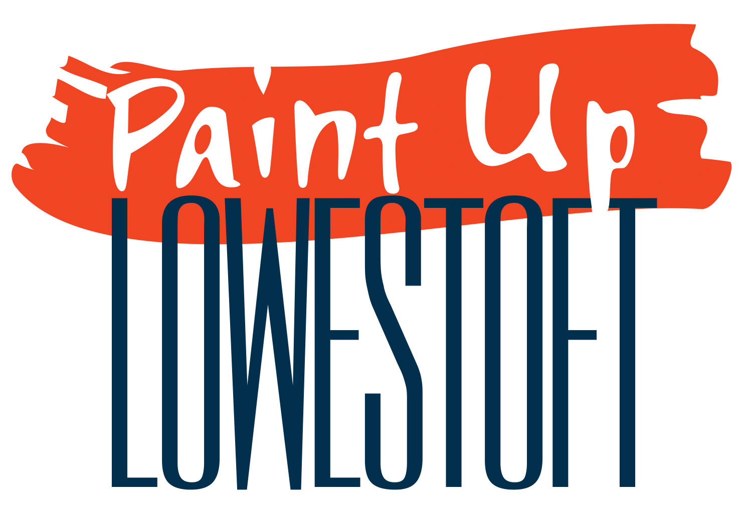 Paint up Lowestoft