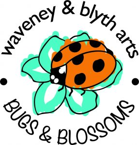 logo for Bugs & Blossoms