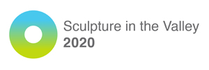 Sculpture in the Valley 2020 logo