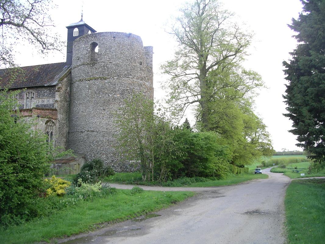 Wortham Church