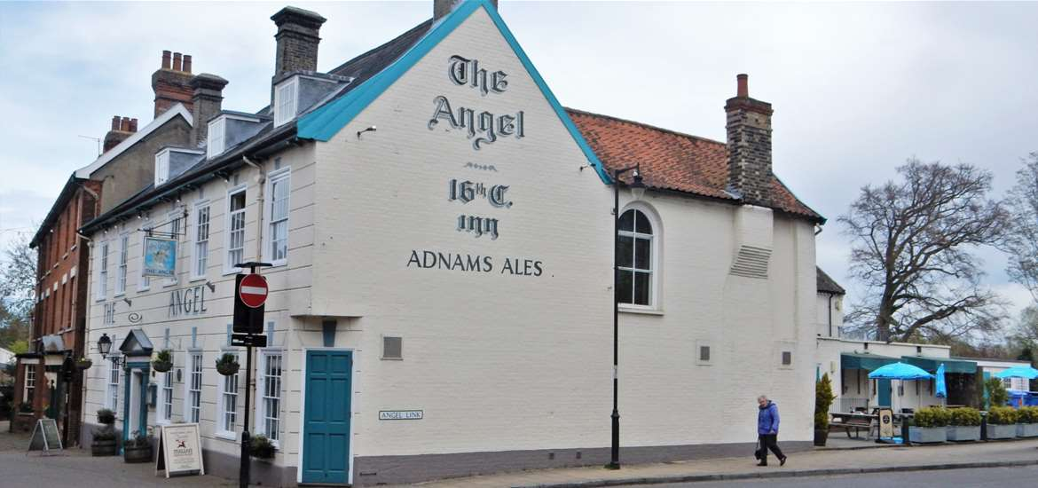 The Angel Hotel, Stable Room